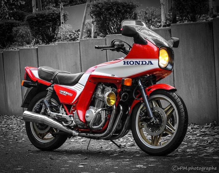 Honda CB900 F2 bol d'or - 1982 - MT moto